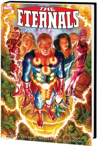 [Eternals: Complete Saga: Omnibus (Ross Cover Hardcover) (Product Image)]