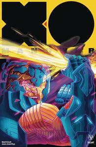 [X-O Manowar (2017) #22 (Cover C Jothikumar) (Product Image)]