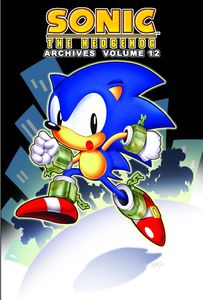 [Sonic The Hedgehog: Archives: Volume 12 (Product Image)]