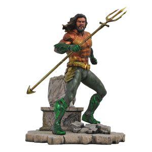[Aquaman Movie: DC Gallery PVC Statue: Aquaman (Product Image)]