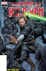 [Star Wars: Rise Of Kylo Ren #2 (2nd Printing Sliney Variant) (Product Image)]