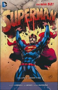 [Superman: Volume 5: Under Fire (Product Image)]