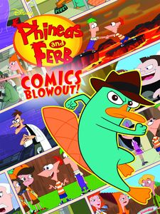 [Disney's Phineas And Ferb: Omnibus: Volume 1 (Product Image)]