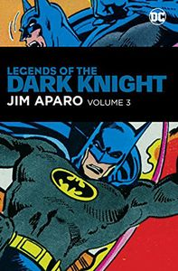 [Legends Of The Dark Knight: Jim Aparo: Volume 3 (Hardcover) (Product Image)]