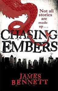 [Ben Garston: Chasing Embers (Product Image)]