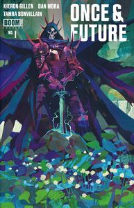 [Once & Future #1 (4th Printing Rebelka Variant) (Product Image)]