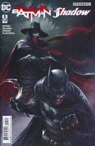 [Batman The Shadow #5 (Mattina Variant Edition) (Product Image)]