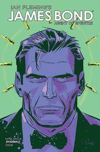[James Bond: Agent Of Spectre #4 (Premium Casalanguida Variant) (Product Image)]