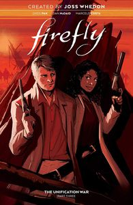 [Firefly: The Unification War: Volume 3 (Product Image)]