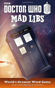 [Doctor Who: Mad Libs (Product Image)]