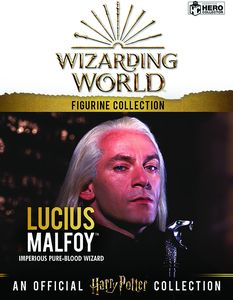 [Wizarding World Figurine Collection: Lucius Malfoy (Product Image)]