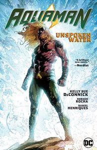 [Aquaman: Volume 1: Unspoken Water (Hardcover) (Product Image)]