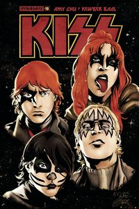 [Kiss #10 (Cover B Baal) (Product Image)]