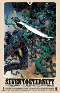 [Seven To Eternity #17 (Cover C Fegredo Variant) (Product Image)]