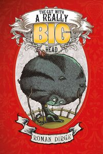 [Cat With A Really Big Head (Signed Mini Print Edition) (Product Image)]