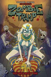 [Zombie Tramp: Volume 21 (Product Image)]