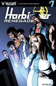 [Harbinger: Renegade #7 (Cover A Robertson) (Product Image)]