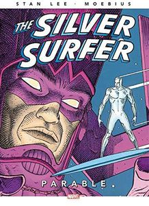 [Silver Surfer: Parable 30th Anniversary Edition (Hardcover) (Product Image)]