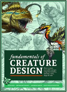 [Fundamentals Of Creature Design: How To Create Successful Concepts (Product Image)]