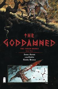 [The Goddamned: The Virgin Brides #2 (Product Image)]