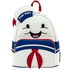 [Ghostbusters: Cosplay Mini Backpack: Stay Puff (Product Image)]