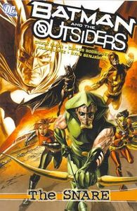 [Batman And The Outsiders: The Snare (Product Image)]