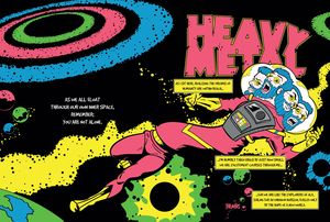 [Heavy Metal #307 (Cover A Thumbs) (Product Image)]