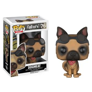 [Fallout 4: Pop Vinyl Figures: Dogmeat (Product Image)]