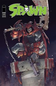 [Spawn #275 (25th Anniversary Cover A Habchi) (Product Image)]
