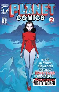 [Planet Comics #2 (Cover A Shannon) (Product Image)]