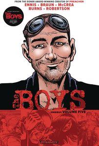 [The Boys: Omnibus: Volume 5 (Product Image)]