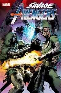 [Savage Avengers #26 (Product Image)]