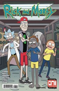 [Rick & Morty #43 (Cover A) (Product Image)]