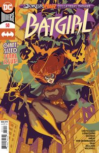 [Batgirl #50 (2nd Printing Riley Rossmo Variant) (Product Image)]