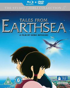 [Tales From Earthsea: Blu-Ray & DVD (Product Image)]