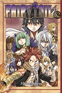 [Fairy Tail: Volume 52 (Product Image)]