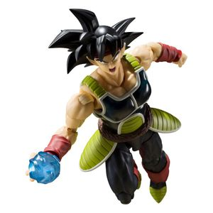 [Dragonball Z: S.H. Figuarts Action Figure: Bardock (Product Image)]