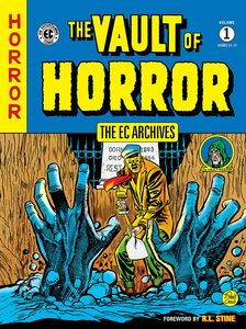 [The EC Archives: Vault Of Horror: Volume 1 (Product Image)]