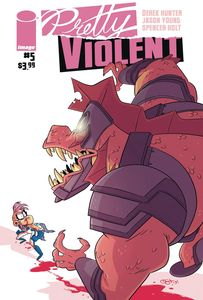 [Pretty Violent #5 (Product Image)]