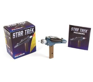 [Star Trek: Mini Phaser Kit (Hardcover) (Product Image)]
