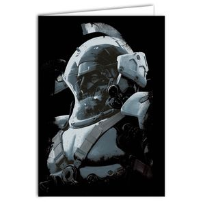 [Kojima Productions: Greeting Card: Ludens (Product Image)]