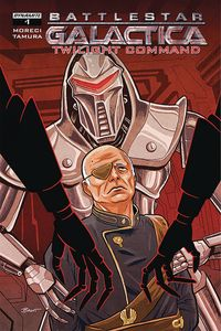 [Battlestar Galactica: Twilight Command #1 (Cover A Schoonover) (Product Image)]