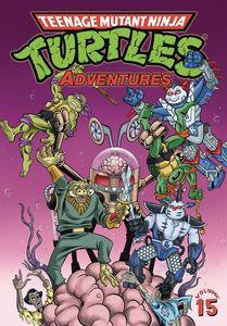 [Teenage Mutant Ninja Turtles Adventures: Volume 15 (Product Image)]