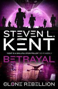 [Clone Rebellion: Book 5: Clone Betrayal (Product Image)]