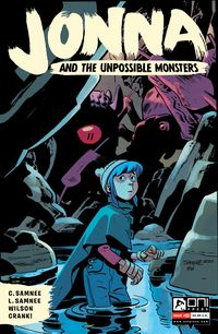 [The cover for Jonna & The Unpossible Monsters #2 (Cover A Samnee)]