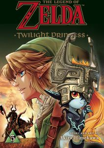 [The Legend Of Zelda: Twilight Princess: Volume 3 (Product Image)]
