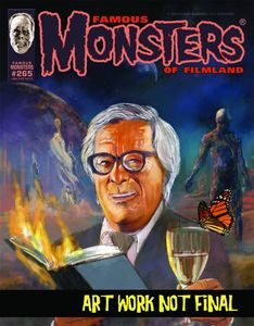 [Famous Monsters Of Filmland #265 (Product Image)]