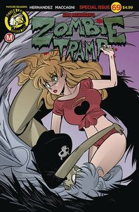 [Zombie Tramp: Ongoing #69 (Cover A Maccagni) (Product Image)]