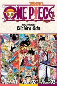 [One Piece: Omnibus: Volume 31 (Product Image)]