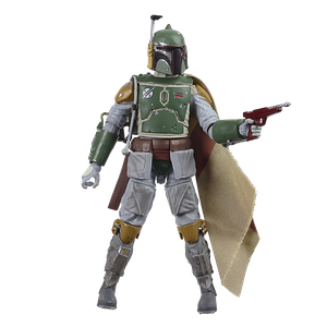 [Star Wars: The Empire Strikes Back 40th Anniversary: Black Series Action Figure: Boba Fett (Product Image)]